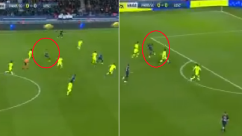 Neymar Sets Up Kylian Mbappe, French Teenager Scores Outrageous Goal Versus Lillie