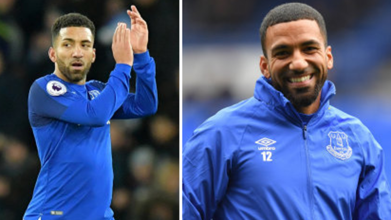 Aaron Lennon Posts Beautiful Message Thanking Those Who Helped Him In Mental Health Battle