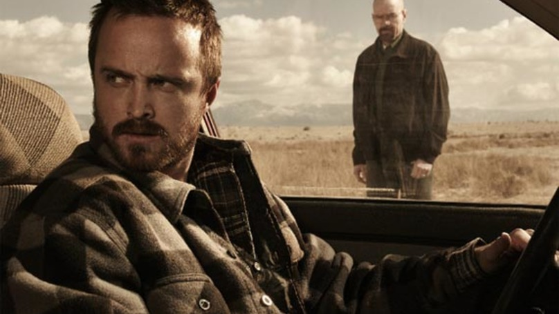 Aaron Paul Hints Jesse Pinkman May Be Returning To TV Screens