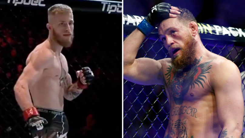 Conor McGregor Lookalike Goes Viral And It's Blowing Everyone's Mind