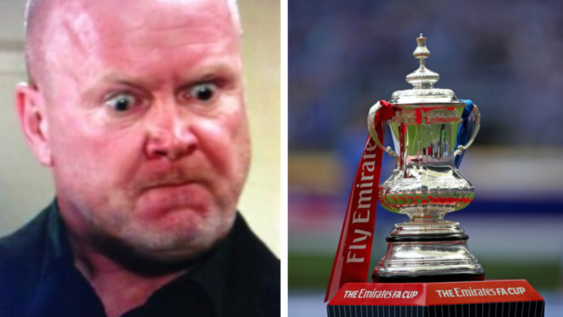Eastenders Fans Are Fuming That It's Been Replaced By The FA Cup