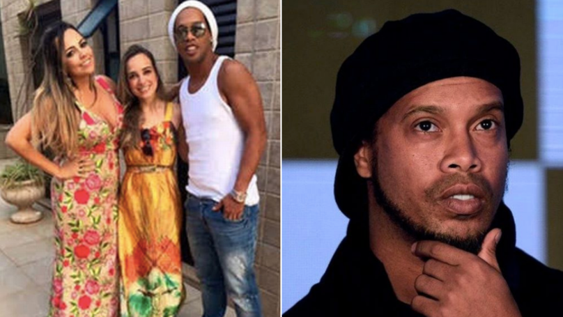 Ronaldinho To Marry Two Women At The Same Time, According To Reports In Brazil