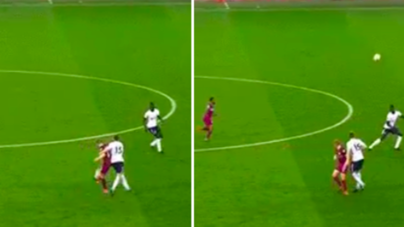 We're Still In Awe Over De Bruyne's Outrageous Touch Against Spurs