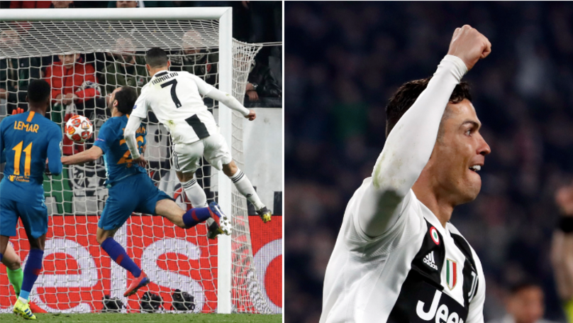 Study Reveals Cristiano Ronaldo Does Not Feel Any Pressure In Big Games