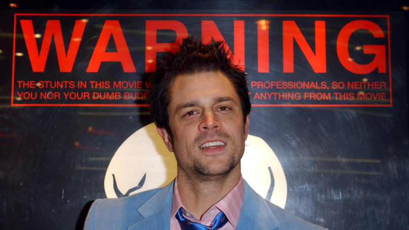 Johnny Knoxville Tells Incredible Story Of How 'Jackass' Came About