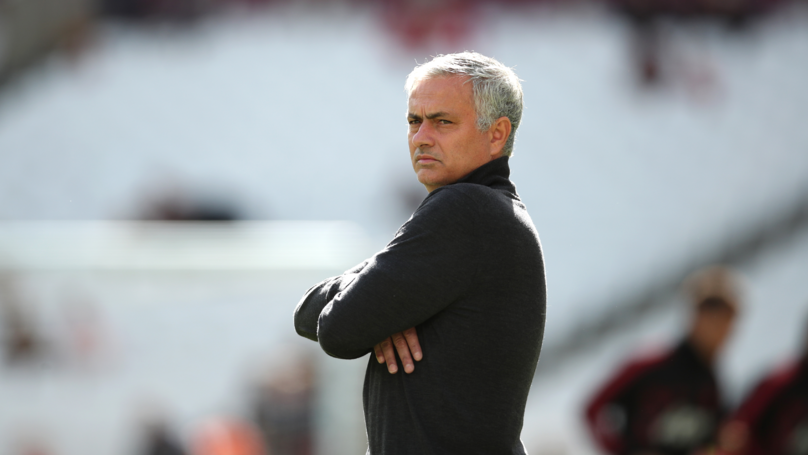 Jose Mourinho Had A Go At Three Manchester United Players At Team Meeting