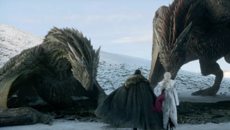This 12-Minute Recap Of The Entire 'Game of Thrones' Series Is Just What You Need Before Series Eight Drops