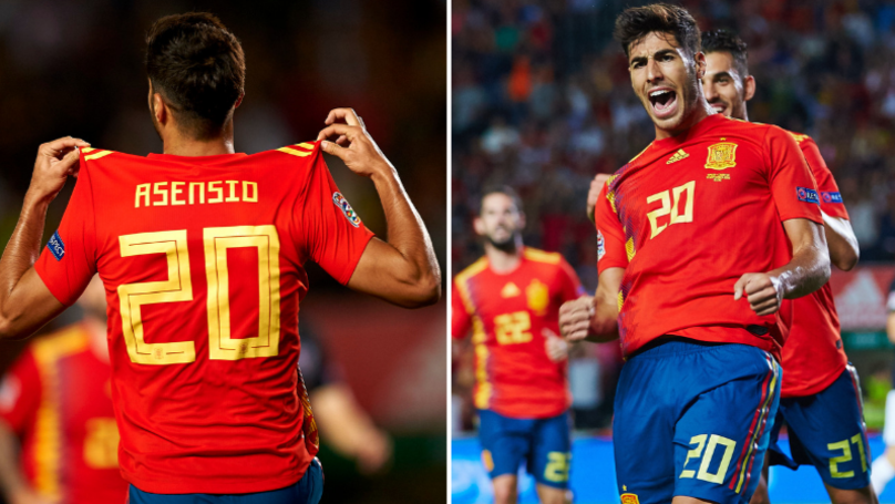 6de9e7a7dc2 Marcos Asensio Reveals His Ambition For Real Madrid And Spain ...