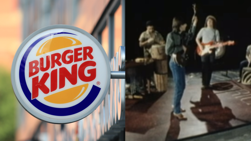 ​Burger King Will Play Toto 'Africa' All Day In One Of Its Restaurants