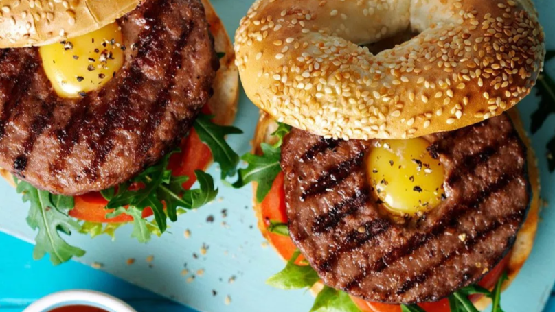 ASDA Is Selling £2 Donut Beef Burgers For Summer BBQs