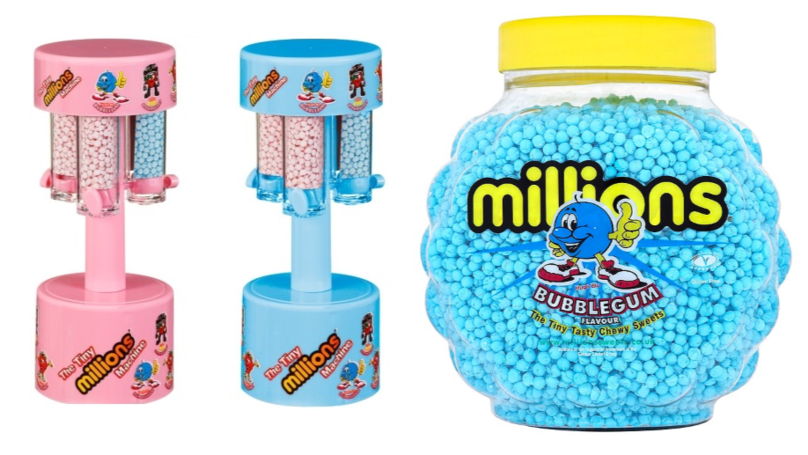 ​B&M Is Selling Millions Sweet Dispenser And It's So Cool
