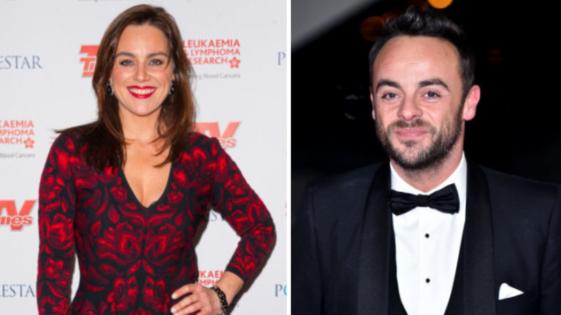 EastEnders' Jill Halfpenny And Ant McPartlin 'Dated' During Byker Grove Days