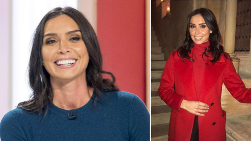 Christine Lampard Reveals Her Due Date On Loose Women