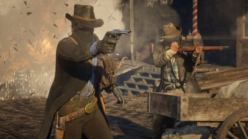 ​'Red Dead Online' Is Getting A Major Anti-Griefing Update