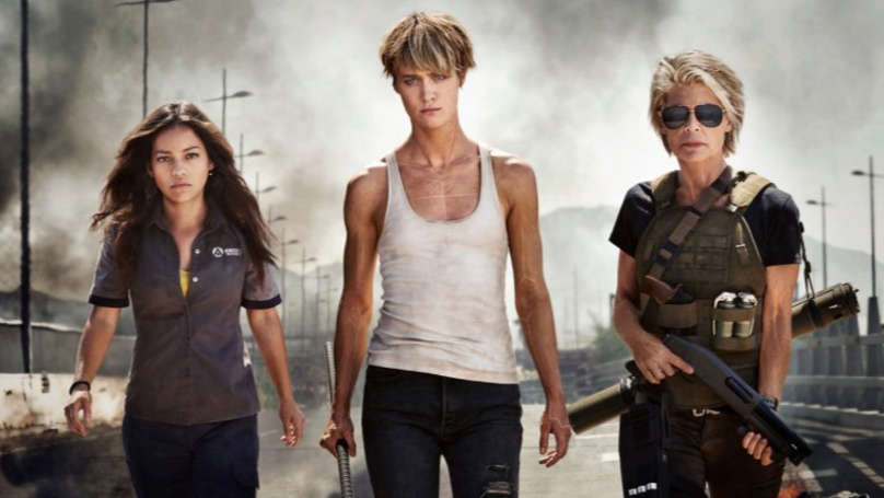 Terminator: Dark Fate Official Trailer Released