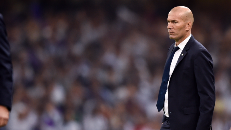 Juventus Met With Real Madrid Player's Agent Ahead Of Potential Move | SPORTbible