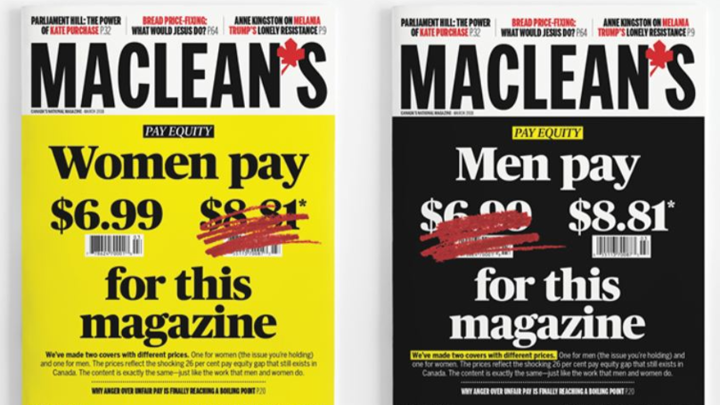 ​A Magazine Is Charging Men More For Its Most Recent Issue