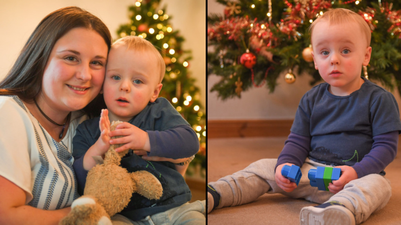 Mum Saves For Son's House Deposit By Never Buying Him Christmas Presents
