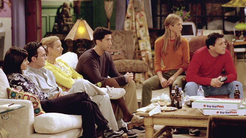 Netflix Teases Friends 2018 Plot Lines And Theyre Amazing Ladbible