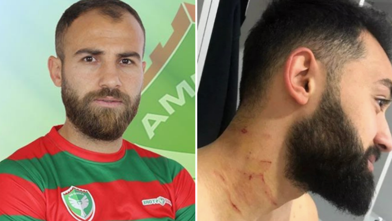Mansur Çalar Receives Lifetime Ban From Football After Attacking Rival Player