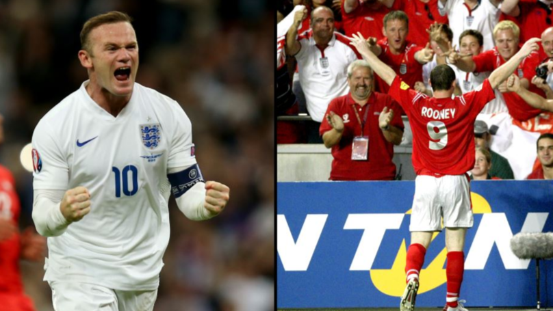 Rooney's England Farewell Ends The Golden Generation's Era Of Underachievement