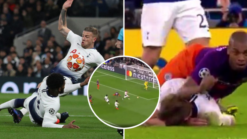 VAR Is Once Again The Talking Point After Champions League Controversies