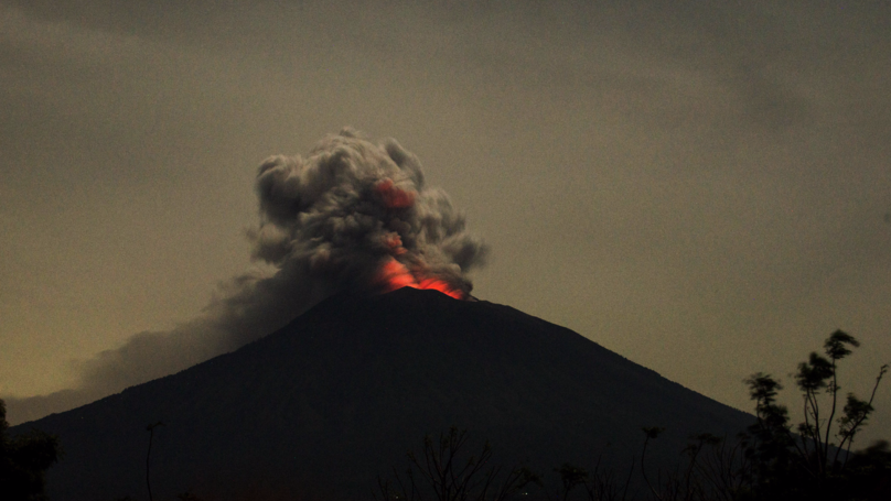 Bali's Mount Agung Eruption 'Could Cause Global Temperature To Drop'
