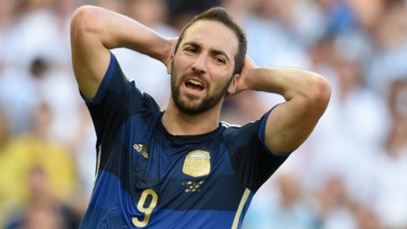 Gonzalo Higuain 'Soiled Himself' in 2014 World Cup Says Former Coach