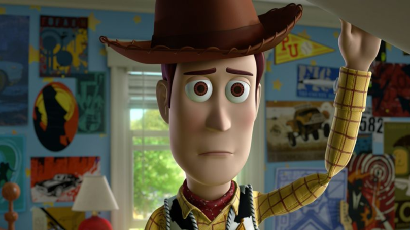 Tom Hanks Has Recorded His Final Lines For Woody For The Last Time