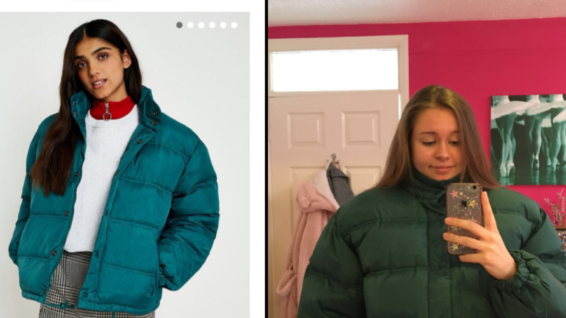 Woman Orders Coat From Urban Outfitters And Gets A Shock When It Arrives