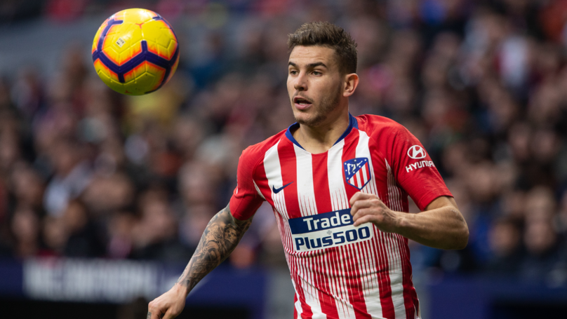 Bayern Munich Completed The Signing Of Atlético Madrid's Lucas Hernández 'A Few Weeks Ago'