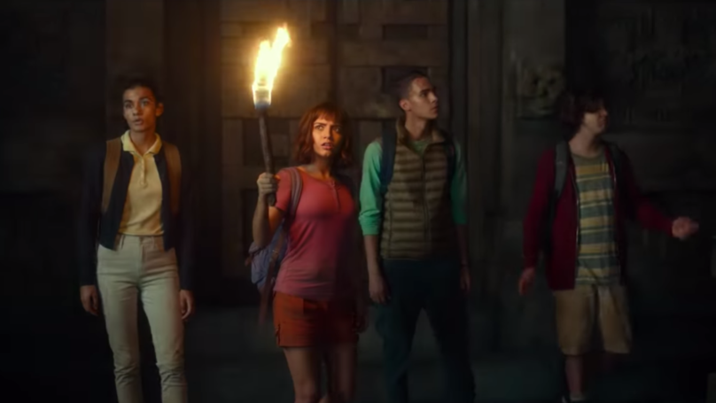 First Trailer Has Been Released For The Live Action 'Dora The Explorer' Movie