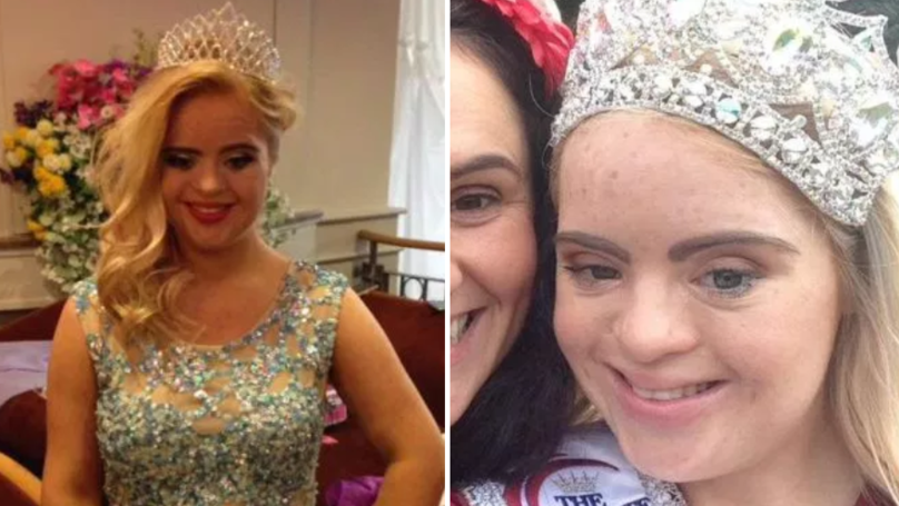 Teenager Becomes First Person With Down's Syndrome To Win World Beauty Pageant