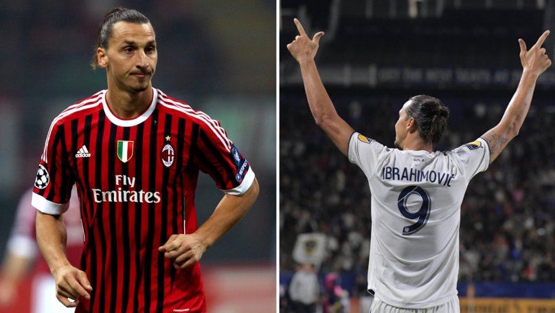 AC Milan Have Made A €2.2m Contract Offer To Zlatan Ibrahimović