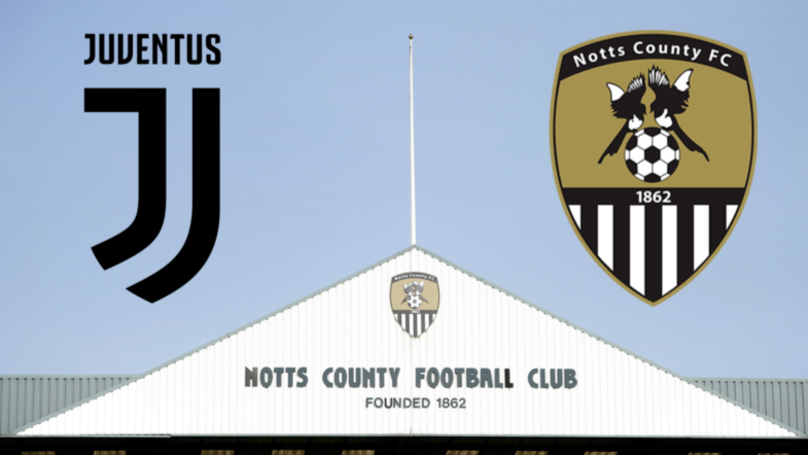 Juventus Offered To Give Notts County A Kit In Brilliant Gesture