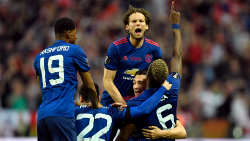 BREAKING: Manchester United Win The Europa League  | SPORTbible