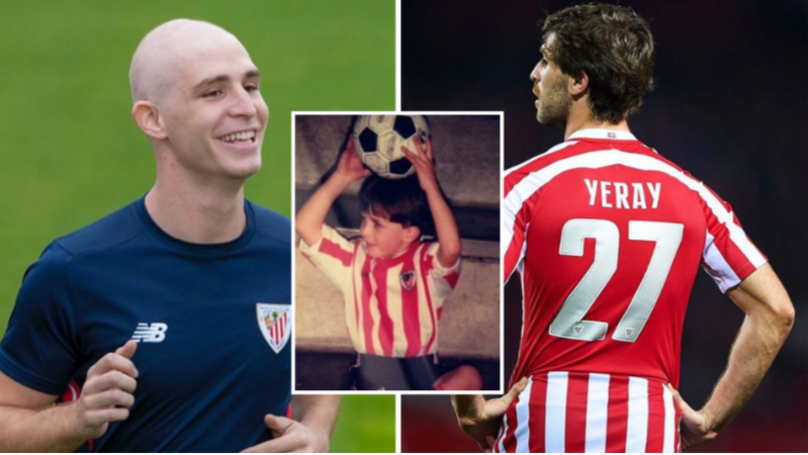 Two-Time Cancer Survivor Yeray Alvarez Signs Seven-Year Contract With Athletic Bilbao