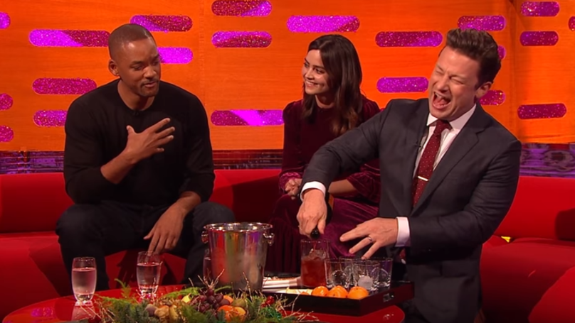 ​Will Smith Proves He's One Funny B*****d Once Again On 'The Graham Norton Show'