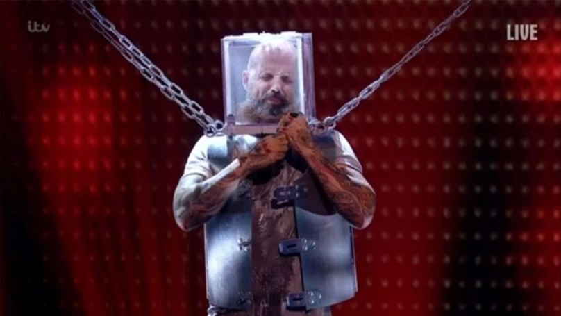 Paramedics Rush On Stage To Attend To 'Britain's Got Talent' Escapologist