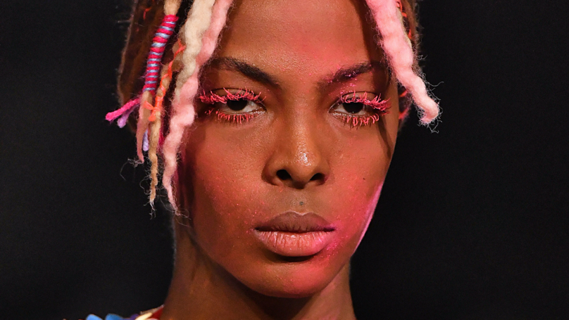 Neon Lashes Are The Next Big Beauty Trend, And We're Here For Them