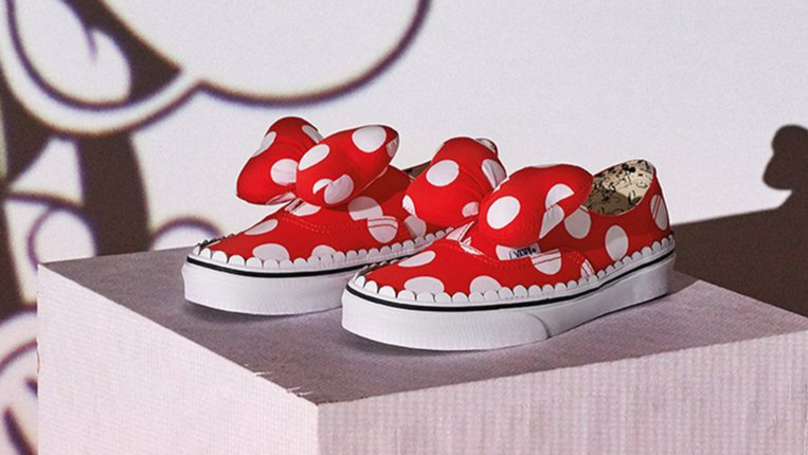 You Will Want Everything From Vans' Disney Collaboration
