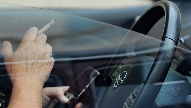 Driver Fined £2,000 For Throwing Cigarette Out Of The Window