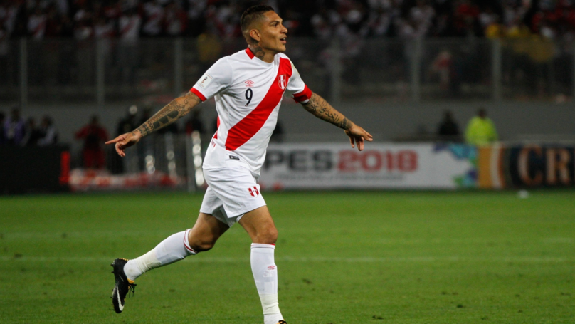 Australia, France and Denmark Captains Have Asked FIFA To Lift Paolo Guerrero's Ban