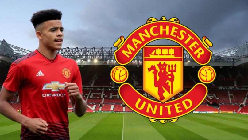 Manchester United Fans Are Comparing Mason Greenwood To Former Striker