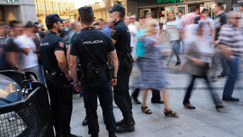 British Man Arrested In Madrid For 'Stripping, Masturbating And Attacking Tourist'