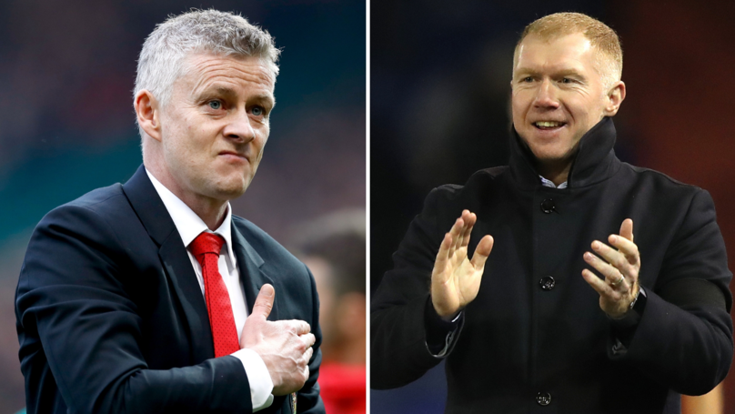 Ole Gunnar Solskjær Opens The Door For Paul Scholes At Manchester United