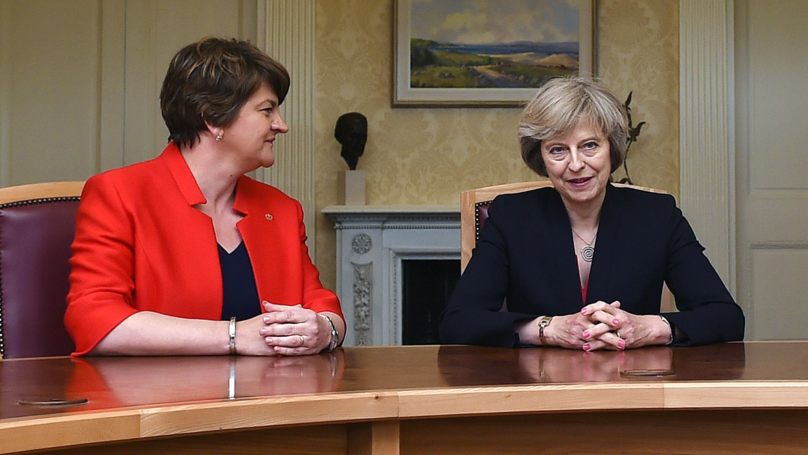 Theresa May To Form Coalition With DUP - But Who Are They?