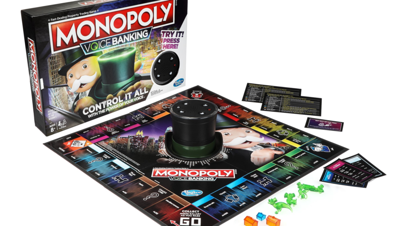 You Can Swear At The Voice-Controlled 'Monopoly' Banker All You Want Without Upsetting Your Family
