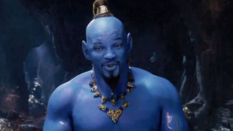 Will Smith's Rendition Of Prince Ali In Aladdin Has Been Released
