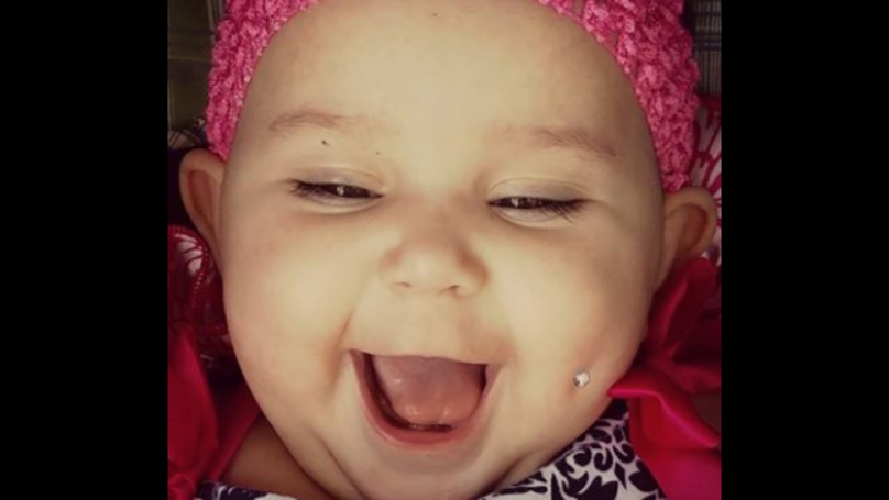 Mum Posts Picture Of Baby 'With Piercing' To Raise Point About Circumcision